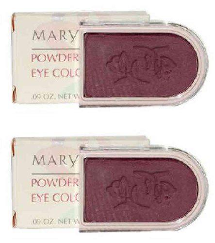 Mary Kay Powder Perfect Eye Color Shadow ~ Cranberry Ice #5949 Eyeshadow. Set of Two. Mary Kay Powder Perfect Eye Shadow. Cranberry Ice.