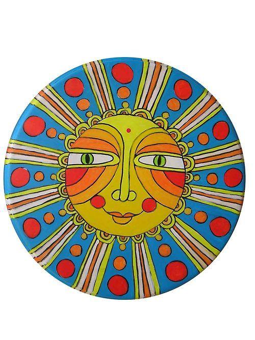 Sun painting by Kathleen Kuchera https://www.facebook.com/kmkuchera