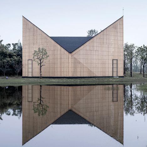 Garden chapel by AZL Architects   www.grandjohnson.com