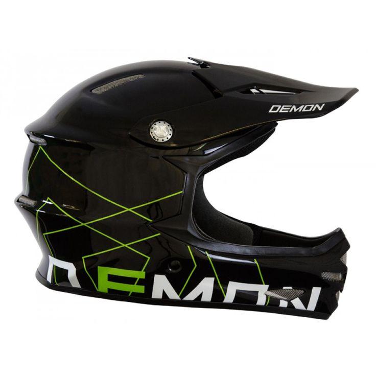 Demon Zero Full Face Helmet