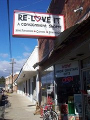 Find Gently Used, Reasonably Priced Designer Clothing At Re Love It Consignment  Shop In Purcellville, Five Minutes From PHC. You Can Also Consign Your ...