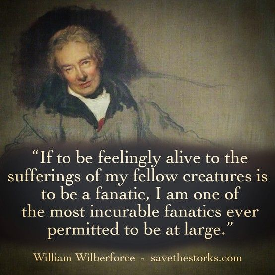 Empaths & Highly Sensitive People (HSP) •~• William Wilberforce, the man Lincoln and Frederick Douglass hailed as their inspiration as founder of the anti-slavery movement.