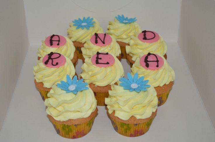 Andrea cupcake
