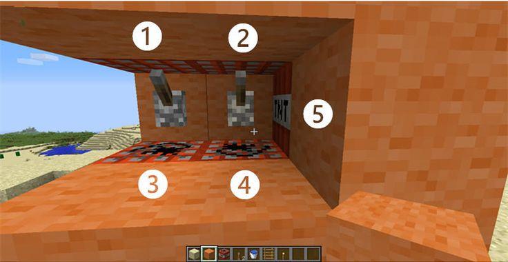 Minecraft-tnt