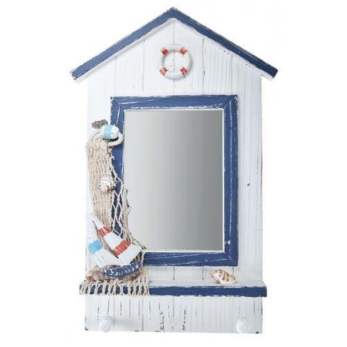 Nautical Home Decor Uk: Best 25+ Beach Mirror Ideas On Pinterest