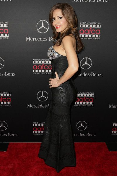 Maria Canals-Barrera Photos Photos - Actress Maria Canals Barrera attends Mercedes-Benz USA and African American Film Critics Association Academy Awards viewing party on February 22, 2015 in Los Angeles, California. - Mercedes-Benz USA Academy Awards Viewing Party