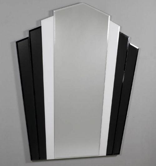 Bathroom Art Deco Mirrors: Black & White Images On Pinterest