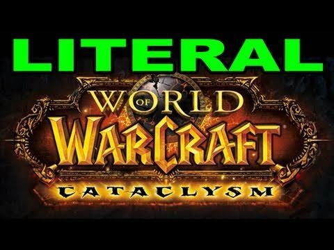 You don't have to even know what World of Warcraft is to think this is funny.