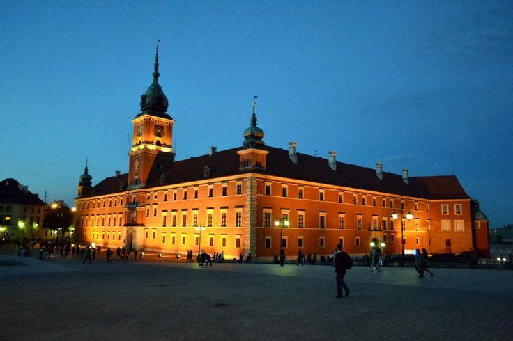 Warszawa – Zamek Królewski w Warszawi