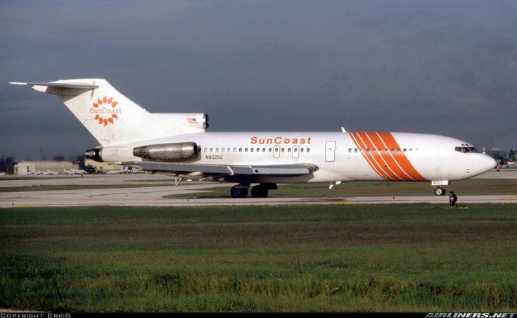 Boeing 727-51 - Sun Coast | Aviation Photo #4668015 | Airliners.net