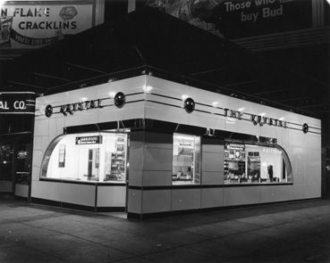 A beautiful example of an early KRYSTAL, dated July 5, 1953. Does anyone remember when Krystal was a place for FRIED CHICKEN and NOT the sliders?