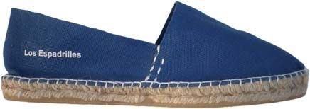 https://flic.kr/p/8xtTnt | blue espadrille, side | yellow espadrille, a traditional spanish hand made shoe, made by Los Espadrilles