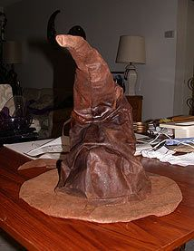 Making a sorting hat