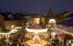 Lucia Weihnachtsmarkt in der Kulturbrauerei | FOTOGALERIE