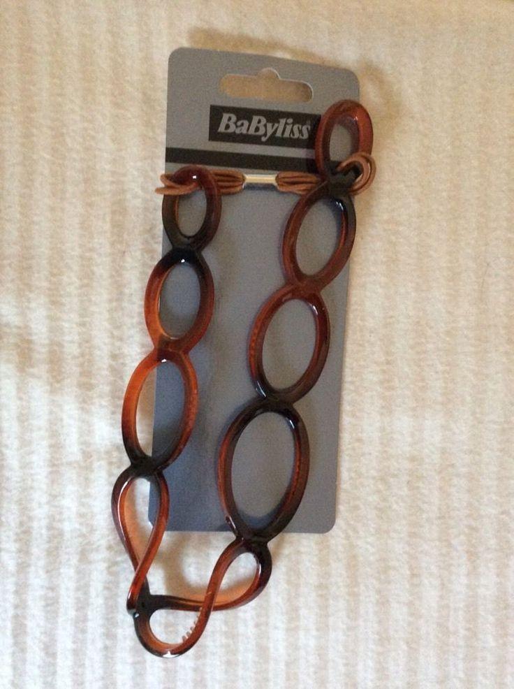 1 BaByliss HEADBAND NEW BNWT soft & comfortable for head