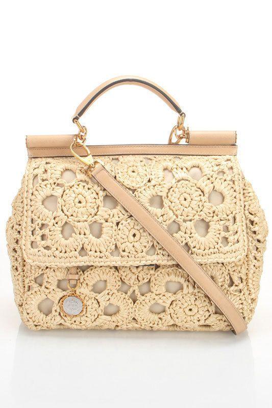 Dolce and Gabana Miss Sicily bag. so maj!