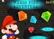 Mario Fire Adventure | juegos de mario bros - jugar online