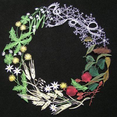 Best 25+ Bobbin lace patterns ideas