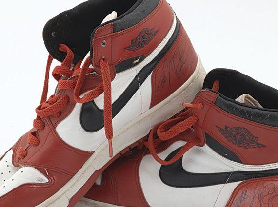 Air Jordan 1 - Dunk Sole OG Michael Jordan PE