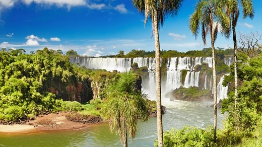 5 must see waterfalls -  5 fossefall som må oppleves #waterfall #nature #water #exsotic #beauty