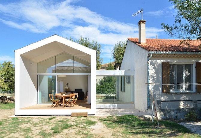 MJ Architectes by La Grange de Mon Père #architecture #home