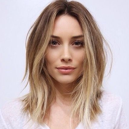 "H E T  H A A R T H E A T E R on Instagram: ""Bye dark hair….. Spring is coming….. get a face framing Balayage! ❤️"""