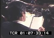 U.S. Senator Mike Gravel reads the Pentagon Papers into the record in June, 1971.Full text of the Pentagon Papers: http://www.archives.gov/research/pentagon-papers/