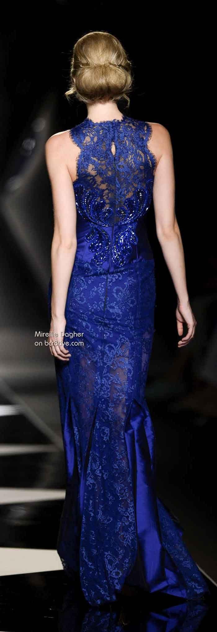 Mireille Dagher Fall Winter 2013-14 Haute Couture