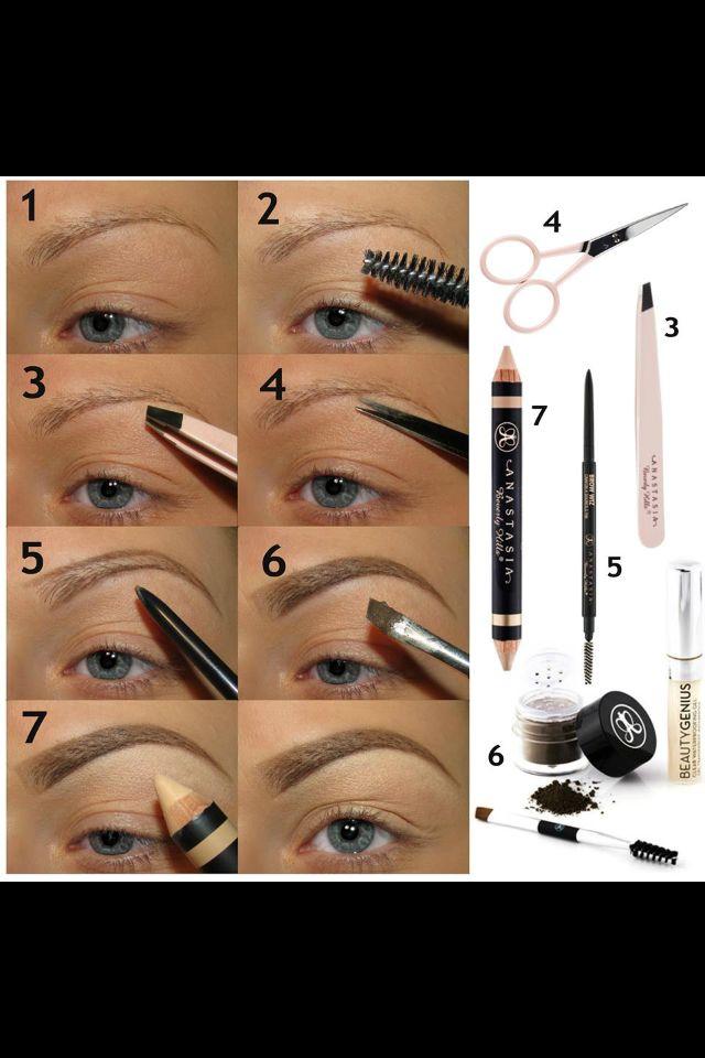 Anastasia Eye Brow Essentials