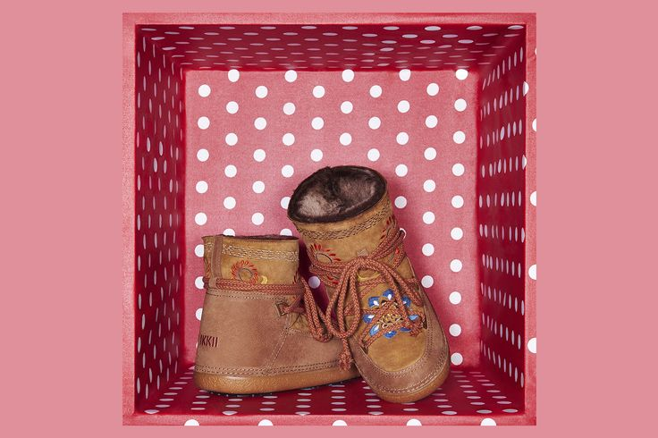 IKKII Boots Folklore Brown