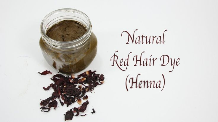 natural red hair dye that is good for your hair - diy henna dye the helps your hair get thicker, longer, and shinier