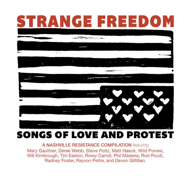 Mary Gauthier, Radney Foster Part of New Strange Freedom Compilation