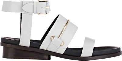 Balenciaga Pierce Ankle-Strap Sandals at Barneys New York