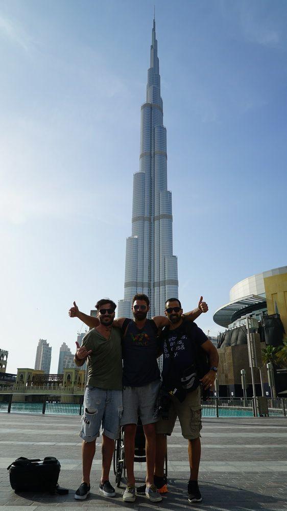 World Party TV Show in Dubai, Alpha TV, with Sakis Tanimanidis Georgios Mavridis. 11 May 2016, 22:00. #SakisTanimanidis #GeorgiosMavridis #YOLO #TvShow #documentary #travelling #entertainment