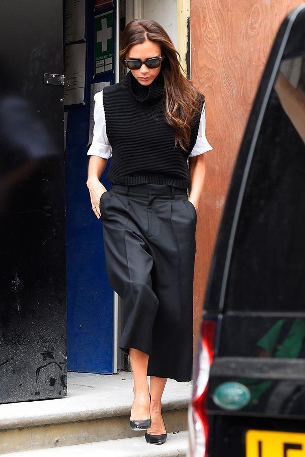 Victoria Beckham's Best Street Style, Decoded+#refinery29