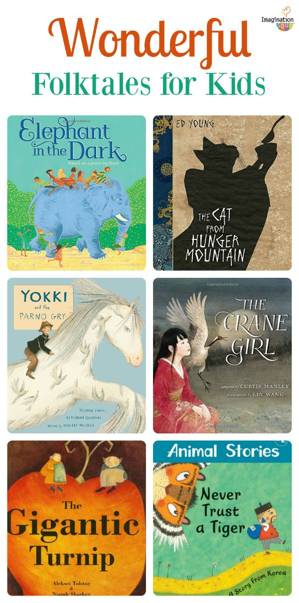 I'll try to define folktales then share with you new folktales picture books for kids I've recently read. I think these will impress you.