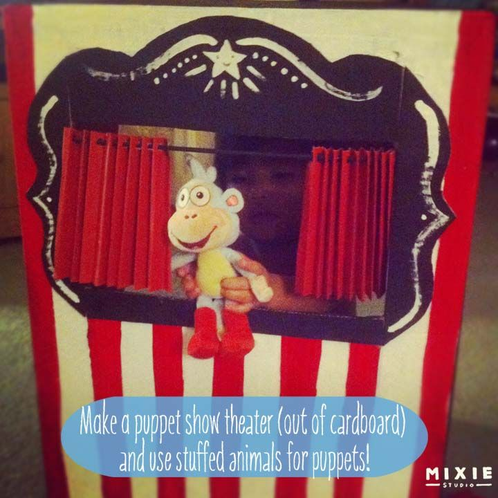 How to write scripts for your puppet shows
