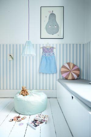 PLace de Bleu, Petit Bleu, Kid's Collection, SS14.