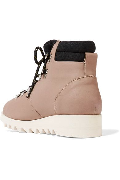 Axel Arigato - Lace-up Leather Boots - Beige - IT40