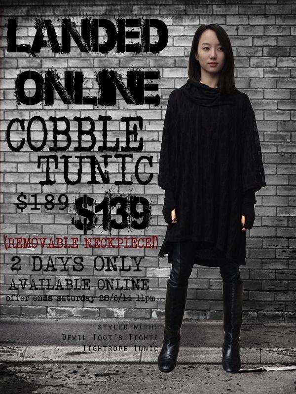 Cobble Tunic