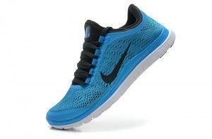 Nike Free 4.0 Herren Schwarz Blau