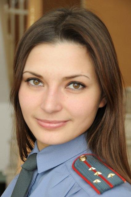 Russian Women Police Find Few 39