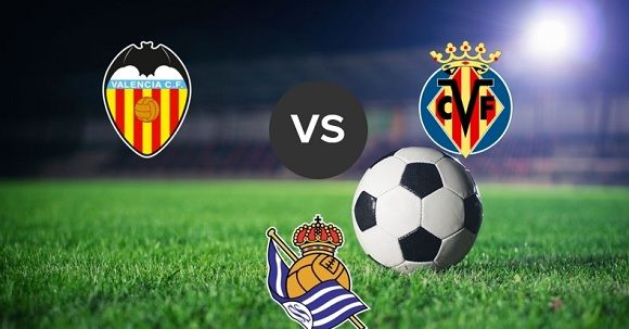 Valencia vs Villarreal Live Football Match Preveiw India Time, Stream, TV Channels. Spanish La Liga Soccer game television online streaming video scoreboard