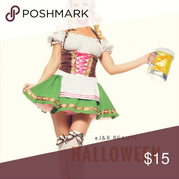 Halloween costume Beer Girl Halloween Costumes  Like new ⭐️ Medium size ✨❣️ No socks included✖️  Please let me know if you want to see more pictures ❣️ Other