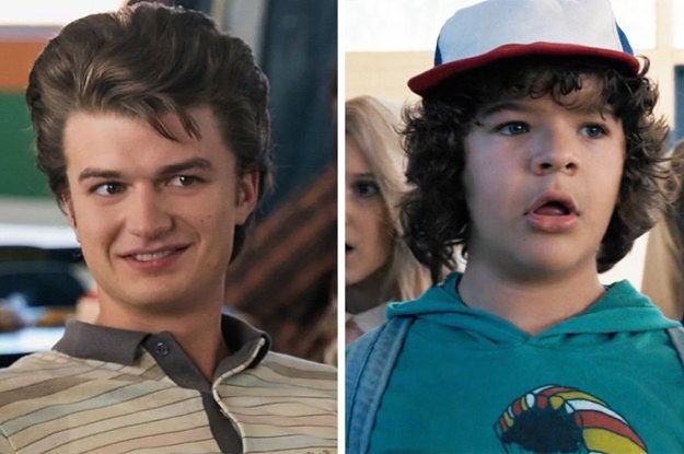 """Who's In Your """"Stranger Things"""" Family? Admit it, you want Steve."""