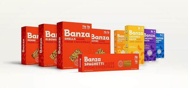 Banza Is The Protein-Packed, Chickpea Pasta You're About To See Everywhere | Huffington Post