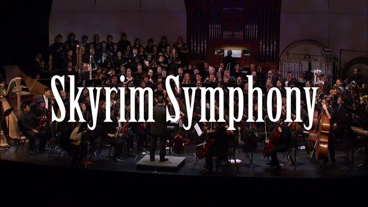 Skyrim Symphony Performed by the UCLA Band