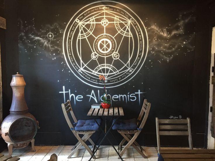 The alchemist, natural food, amazing coffee, coffee lovers, amantes de café, miami, florida, fort lauderdale, estados unidos