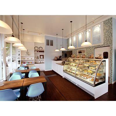 Cafeter a dise o de interiores buscar con google for Decoracion cafeterias modernas