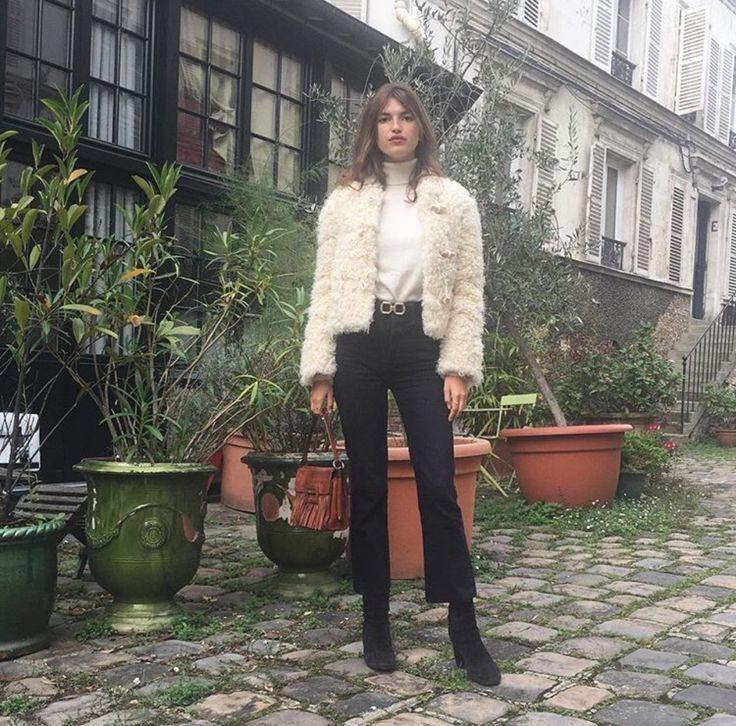 fashiion-gone-rouge: Jeanne Damas